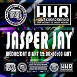 JASPER JAY - THE 3 AMIGOS - MIDWEEK SESSIONS - NU-HOUSE SET - HOUSEHEADS RADIO - 01.02.17