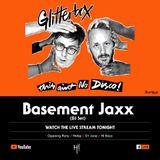 Basement Jaxx - Live @ Glitterbox - Opening Party  [Hï, Ibiza] 01.06.2018
