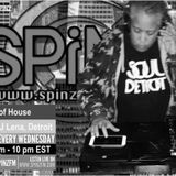 House Sessions on SPINZFM 12/6/17