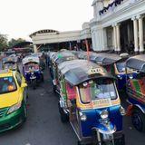 Podcast #2 - Parliamo di vita in città e in campagna, live dal centro di Bangkok !