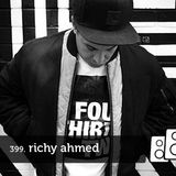 Soundwall Podcast #399: Richy Ahmed