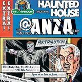 Live @ Anza Halloween Haunted House [10.31.14]