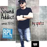 Dj SpatzZ-Sound Addict E35 RPL Radio 09/06/2019