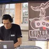 Willi F @ Solarwave 16-04-2016 #CulturaElectronicaElPeñol