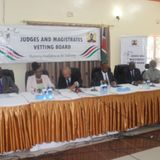 Judges & Magistrate Vetting Board 14th Announcement & Determinations.  Meru, Kenya