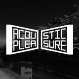 Acoustic pleasure (January)