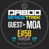 BASS TREK 58 with DJ Daboo on bassport.FM