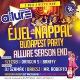 2015.05.16. - Club Allure - Saturday