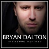 Bryan Dalton Radioshow - July 2018 (Live at 555, Morocco)