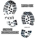 LION UK - STEPPAs - jungle dnb mix
