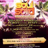 Rhythm Be Soul with DJ Jez Simans 19/02/2017