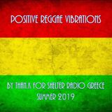 Positive Reggae Vibrations: A mix by Than.K for Shelter Radio Greece