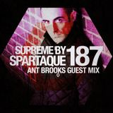 Supreme 187 with Ant Brooks