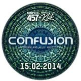 Caemix & Tassili Remember PSY DJ Set @Confusion 15.2.2014