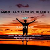 Mark D.A.'s GROOVE DELIGHT No 179 for The Music Galaxy Radio London 10.12.2019 by MARK D.A.