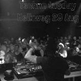 Techno Tuesday Amsterdam (Melkweg Amsterdam Wednesday Special, 29 Aug) Live Set-Nad