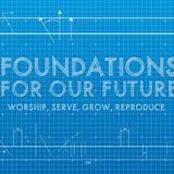 Foundation #1 - Worship-Audio