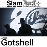 Slam - Slam Radio 268 (guest mix Gotshell) - 16-Nov-2017