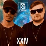 FAK3 Live Mix Series #002 - XXIV