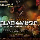 BLACK MUSIC NO HOTEL VOL01 - DJ JRBLACK