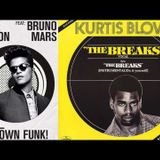 Bruno Mars Vs Kurtis Blow