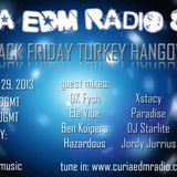 Jordy Jurrius - Guest Mix DK Fysh Black Friday Turkey Hangover Show (November 29 2013)