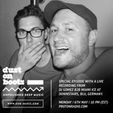 Dust on Boots Radioshow guest mix B2B Miami Ice