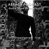 Abfact podcast 019: DJ Doppelgenger -Live-