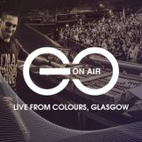 Giuseppe Ottaviani presents GO On Air LIVE 2.0 from Glasgow, Scotland