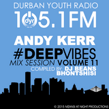 Andy Kerr - Deep Vibes (Vol.11) [ThrowBack Edition]  DYR105.1FM