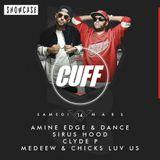 2015.03.14 - Clyde P @ CUFF - Showcase, Paris, FR