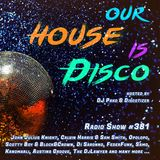 Our House is Disco #381 from 2019-04-12