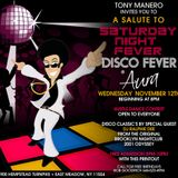 Ralphie Dee LIVE from Disco Fever at Aura Sound and Light - Part 1of 3 - November 12th 2014