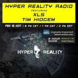 Hyper Reality Radio 053 – XLS & Tim Hidgem