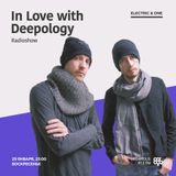 In Love with Deepology @ Megapolis 89,5 FM Moscow (29.01.2017)