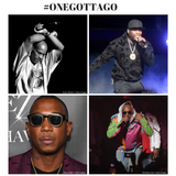 #1GottaGo: 50 Cent, Cam'ron, DMX & Ja Rule Mix LIVE on the Heat Wave on Hot 99.1fm Albany  (11/9/18)