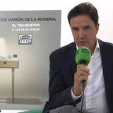 La opinión de José Ramón de la Morena sobre el futuro del banquillo del Real Madrid