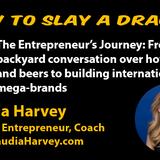 ARS006 - Claudia Harvey: The journey of an entrepreneur