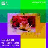 Lee Gamble - 9th September 2019
