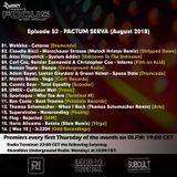 Rydel presents FOCUS 52 - PACTUM SERVA (August 2018)