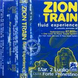 Zion Train live in Forte Prenestina, Roma 1995