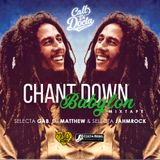 Chant Down Babylon Mixtape by Call Di Docta Movement - Selecta Gab, Dj Matthew & Selecta Jahmrock