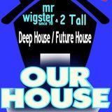 Wigmix - Our House (Bristol) Live Set - Apr '16
