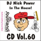 Nick Power - In The House Vol.60