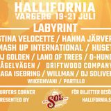 Hallifornia festival [Closing set 2018]