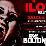 Dave Bolton - iLove Sundays Feat. Guest Mix From DJ Rossi Live On Pure 107 30.10.16