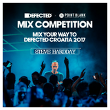 """Defected x Point Blank Mix Competition 2017: Steve HarDday"""