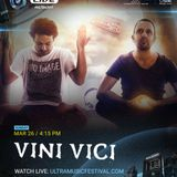 Vini Vici - Live @ Ultra Music Festival 2017 (A State Of Trance Stage)