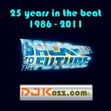 DJ Kozz - 25 years in the beat (Back to the future versions)