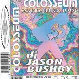 The Colosseum - 23rd Jun 1996 - DJ Jason Bushby, MC Stompin, MC Attack
